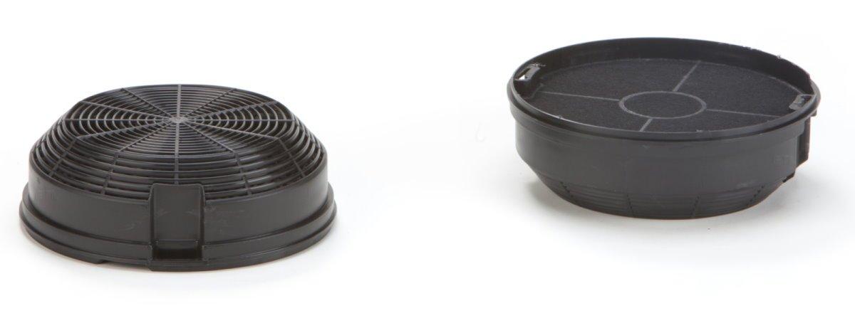 DREHFLEX® reg; Filtre à charbon/Filtre à charbon actif–adapté pour AEG–Electrolux–Elica–5029296900-8//F00478/F00479 Mod.47