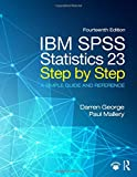 IBM SPSS Statistics 21 Step by Step 14th Edition
