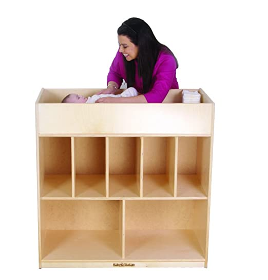 Kids Station Daycare Changing Table