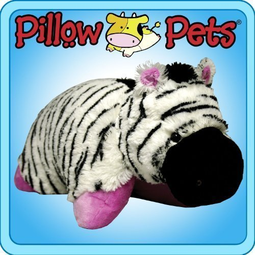 Pillow Pets Pee Wees Zippity Zebra