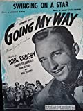 Swinging on a Star (Sheet Music) From Going My Way