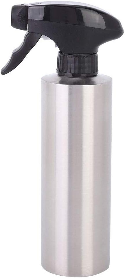 Borlai 304 Stainless Steel Kitchen Oil Sprayer Dispenser Olive Oil Spray Bottle Cooking Barbecue Tool