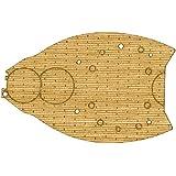フジミ模型 ちび丸艦隊 大和 専用木甲板シール