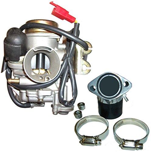 Performance Racing Carburetor Intake Manifold