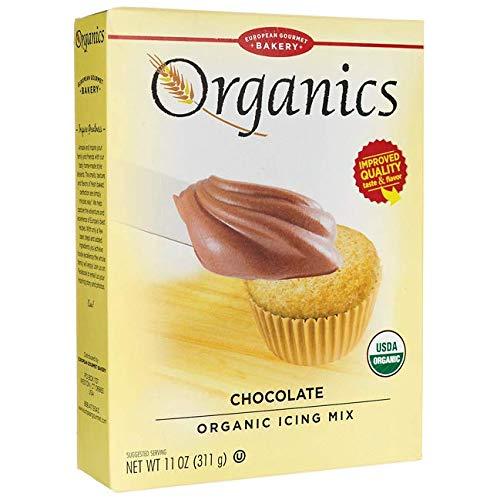 Dr Oetker Organic Chocolate Icing Mix ( 12x11.3 OZ) (Icing Mix Chocolate)