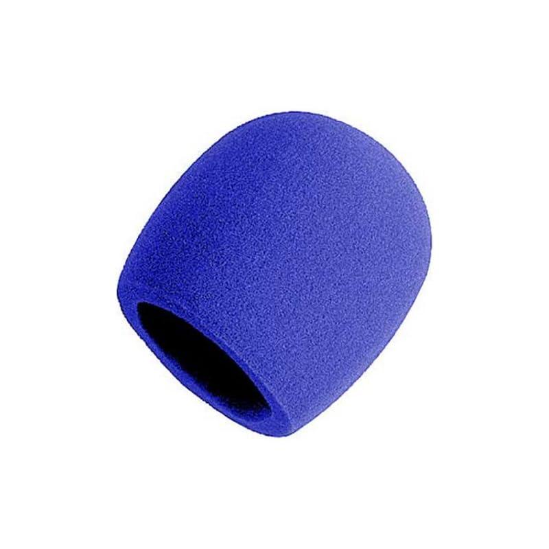 On Stage Foam Ball-Type Mic Windscreen,