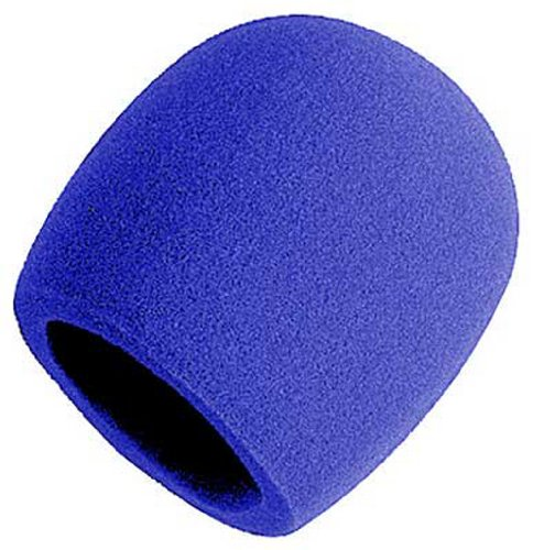 blue ball microphone - 8