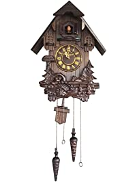 wall cuckoo clocks black forest wooden cuckoo clock black forest handcarved