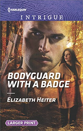 Bodyguard with a Badge (The Lawmen: Bullets and Brawn)
