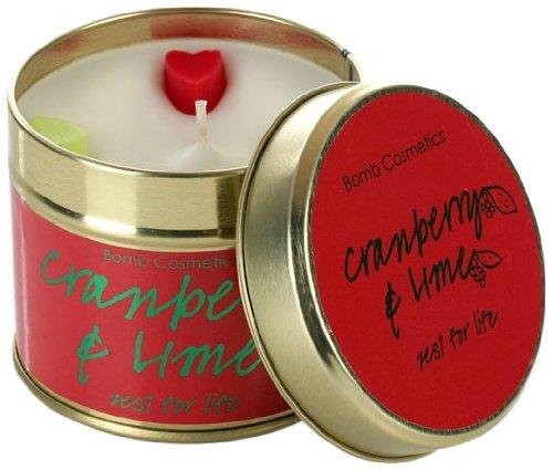 Bomb Cosmetics Bougie parfumée Canneberge et citron vert CRALIMC04