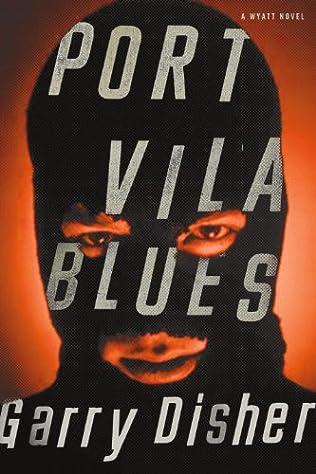 book cover of Port Vila Blues