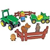 Ertl John Deere Farmin' Fun Playset