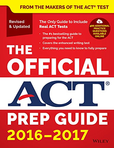 Geyser Diamond - The Official ACT Prep Guide, 2016 - 2017