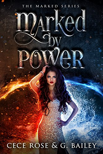 Marked by Power (The Marked Series Book 1) cover