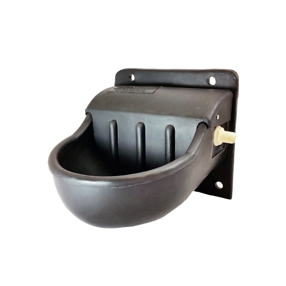 4 Litre Bowl Drinker - Wall Mounted