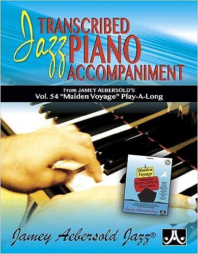 Gratis full boknedlastinger Transcribed Jazz Piano Accompaniment