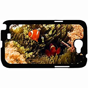 New Style Customized Back For Case Samsung Galaxy S5 Cover Hardshell Case, Back Cover Design Clownfish Personalized Unique For Case Samsung Galaxy S5 Cover