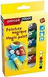 Pébéo Prima magic Kit découverte de peinture 6 tubes de 20 ml Assorties