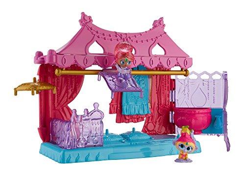Fisher-Price Nickelodeon Shimmer & Shine, Teenie Genies, Magic Carpet Shop