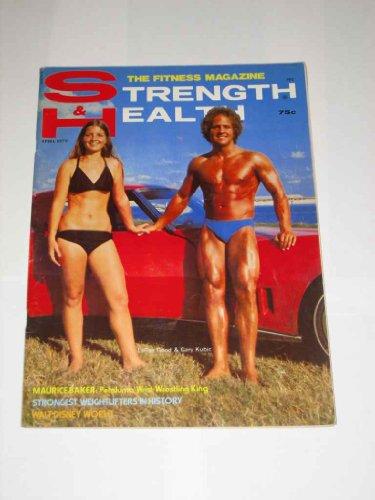 Strength and Health April 1973 Gary (Kubic Single)