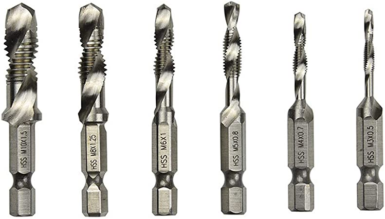 Kodiak USA Made 1//2-13 Hand Tap Bottom Style H3 Limit 4 Flute Ground Threads High Speed Steel