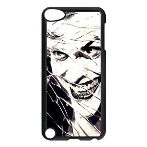 The Batman Joker Why So Serious Image Snap On Hard Plastic Ipod Touch 5th Case