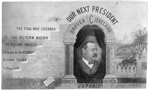 Grover Cleveland As A Mayor