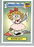 #7: 2015 Topps Garbage Pail Kids Artistic Interpretations #4a KATIE DID IT