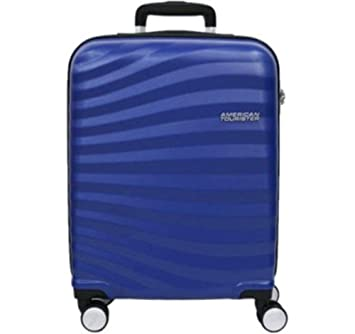 American Tourister - Equipaje de Mano Azul Spring Blue S: Amazon.es: Equipaje