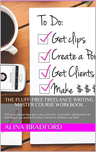 Image result for the fluff-free freelance writing master course