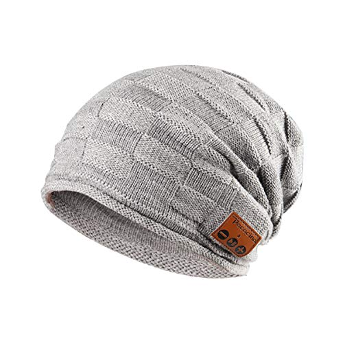 Check expert advices for beanie hat with light and bluetooth?