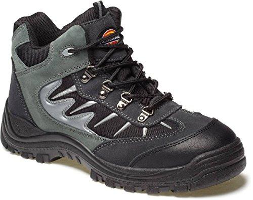 Dickies - Calzado de protección para hombre - gris/negro