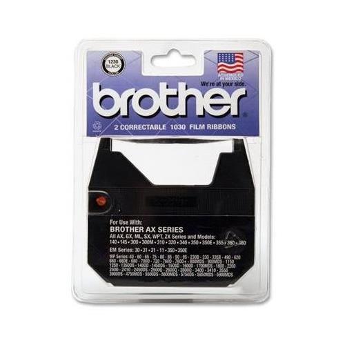 BRT1230 - Brother 1230 Black Typewriter Correction Ribbon