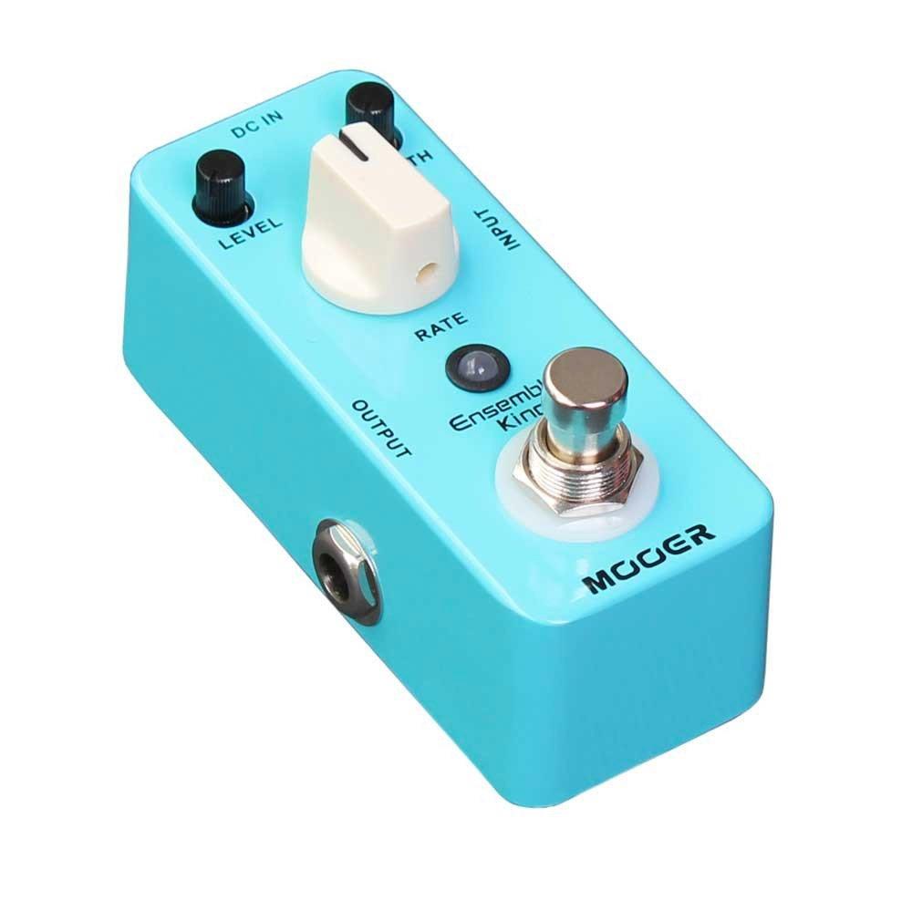 Mooer Ensemble King, analog chorus micro pedal by MOOER