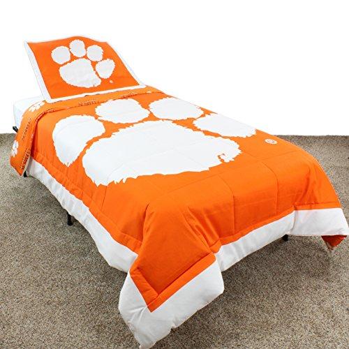 Clemson Tigers Comforter Clemson Comforter Clemson