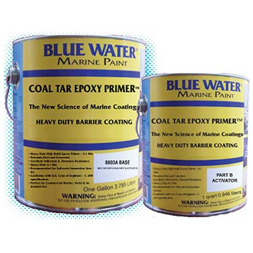 National Paint Industries 8003K Coal Tar Epoxy Gallon Kit Made By National Paint Industries