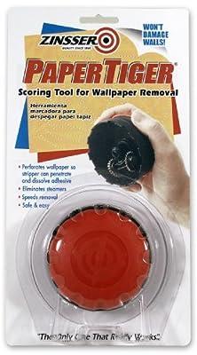 Single Head Paper Tiger Wallcovering Scoring Tool (2966) Zinsser