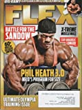 Flex 2013 September (On the Cover: Phil Heath + 8 more pages inside)
