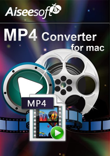 (Aiseesoft MP4 Converter for Mac -  convert any popular video formats such as MKV, MOV, AVI, WMV, FLV, M4V and WebM to MP4 [Download])