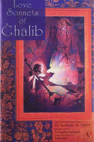 Love Sonnets of Ghalib by Rupa & Co.