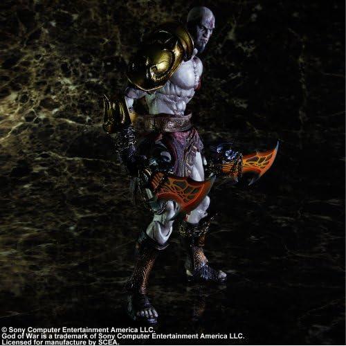 Figurine 'God of War' Play Arts Kai - Kartos