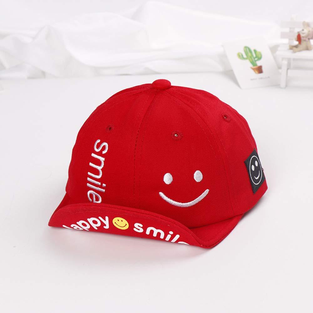 zhuzhuwen Smiley inglés Sombrero Suave Gorro para bebé Bordado de ...