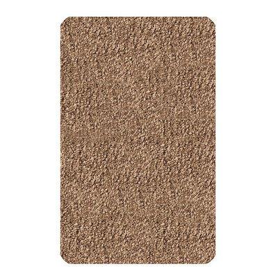 Carpets for Kids 2100.108 Solid Mt. St. Helens Sahara Brown Kids Rug Rug Size: 6' x 9'