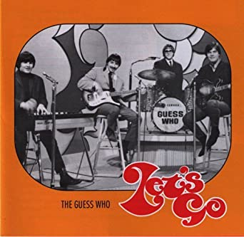 26f9b9870b72 Let's Go (The CBC Years / Wild Pair Sessions) by Guess Who: Guess ...