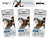 StrengthTape® Kinesiology Tape - Muscle (Calf & Quad) Kit 3 pack