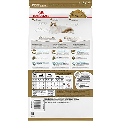 Royal Canin BREED HEALTH NUTRITION Ragdoll dry cat food, 7-Pound by Royal Canin (Image #2)