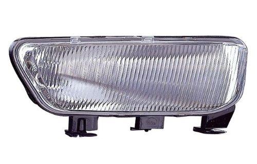 For Cadillac Deville 00-05 Corner Light Assembly In Bumper Rh Capa
