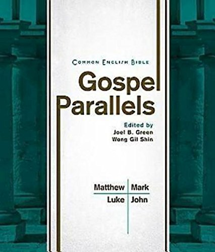 Common English Bible Gospel Parallels ebook
