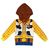 mighty fine clothing - Mighty Fine Disney Toy Story Toddler & Little Boys Woody Character Hoodie (4/4T)