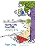 Memory Owl's Times Tables Colouring Book
